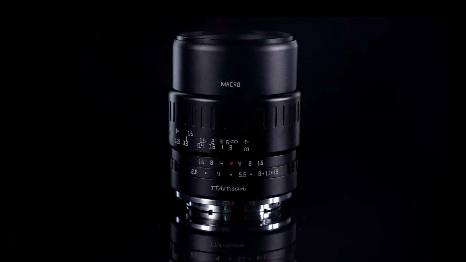 TTArtisan 40mm f/2.8 Macro