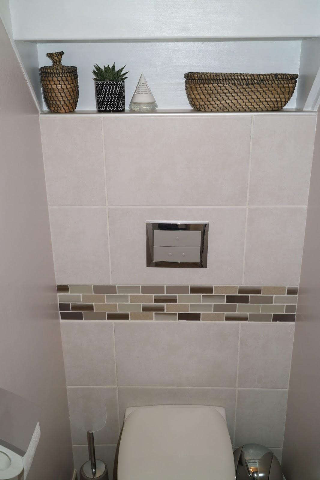 Peinture Pour Les Toilettes avant/après travaux de rénovation wc | clairemakeupandco