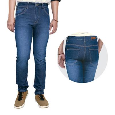 Celana Jeans Pria Catenzo NJ 929