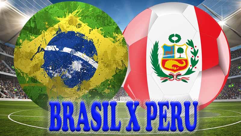 Brasil x Peru Copa América 2019