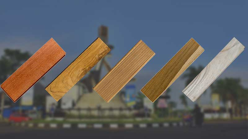 produk lantai kayu sumedang
