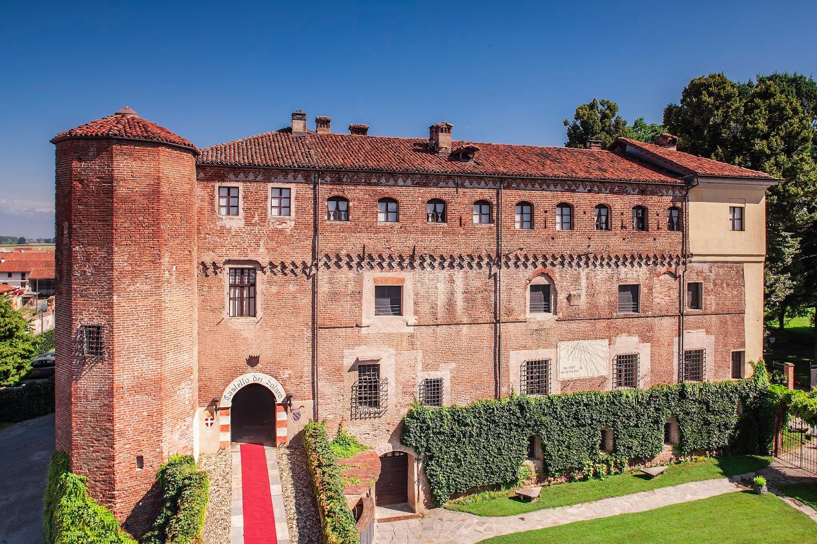 Castello dei Solaro, location matrimoni in esclusiva in Piemonte