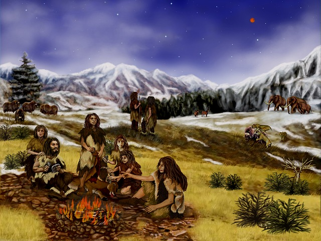 Who Were The  Neanderthals?