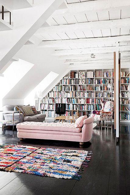 Deco-Friendly | Espacios de lectura