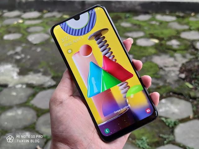 Performa Samsung Galaxy M31
