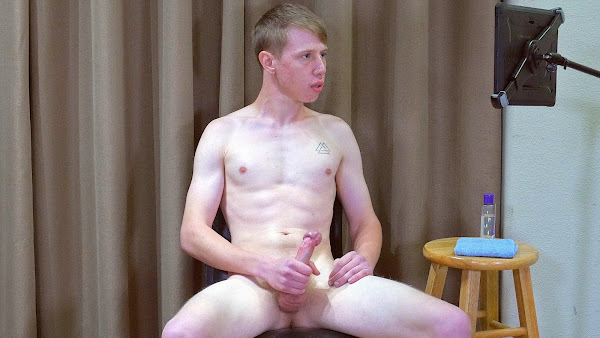 #REDHOTSTRAIGHTBOYS - Chase Jerking Off Chase Madden