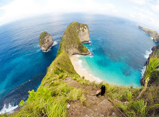 The Beauty Of the Coast of Nusa Penida Atuh Bali Indonesia