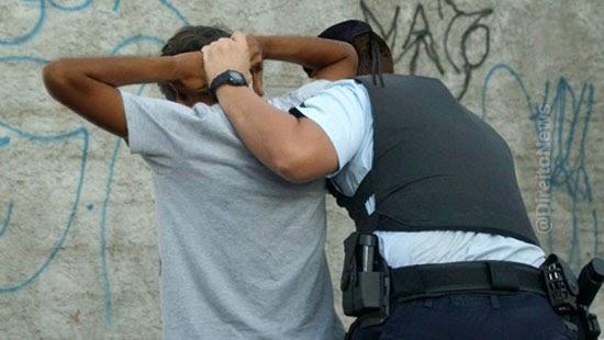 presuncao racial abordagem policial divergencia stj