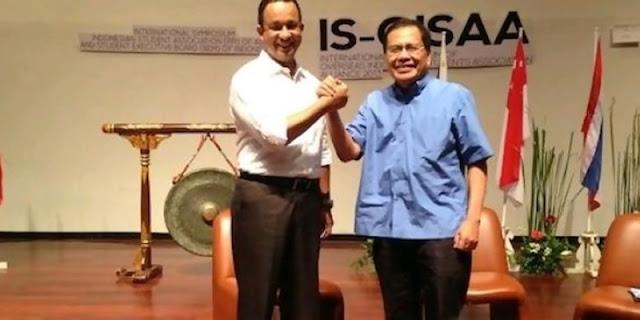 Dibanding AHY-Gatot, Tokoh Sipil Rizal Ramli dan Anies Lebih Berpeluang Dicintai Rakyat di 2024