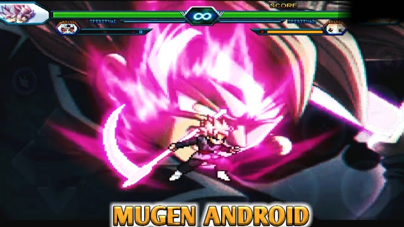 New Dragon Ball Z Vs Naruto & Bleach Mugen APK for Android Download