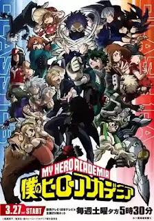 الحلقة 5 من انمي Boku no Hero Academia S5 مترجم