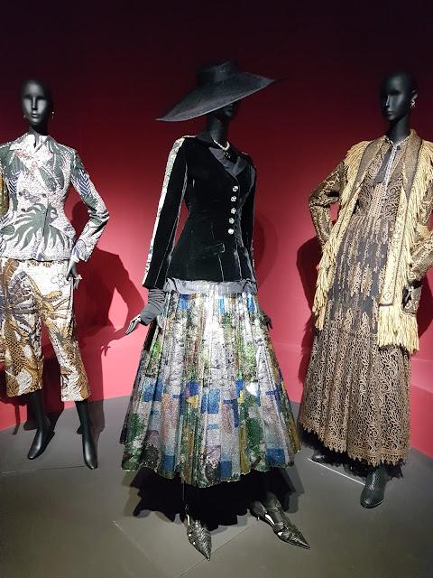 Collection Afrique —Défilé Croisière Look 102 Maria Grazia Chiuri, Dior