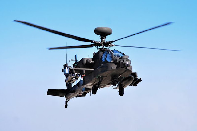 Army Apache Spike missile