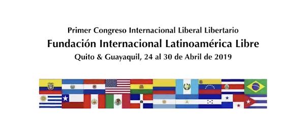 Primer Congreso Internacional Liberal Libertario