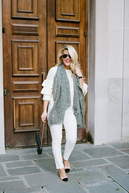 How To Style a Monochrome Outfit