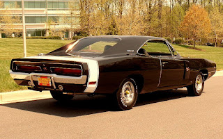 1970 Dodge Charger RT Hemi Rear Right Picture