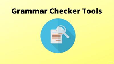 Grammar Checker Tools