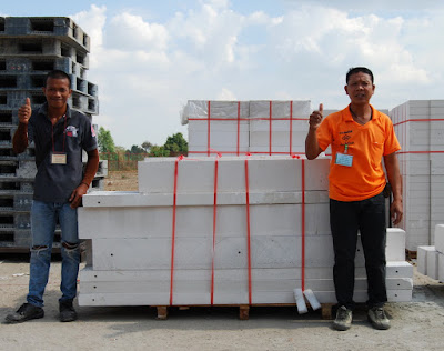 Buriram Home Building Merchant Delivery Drivers