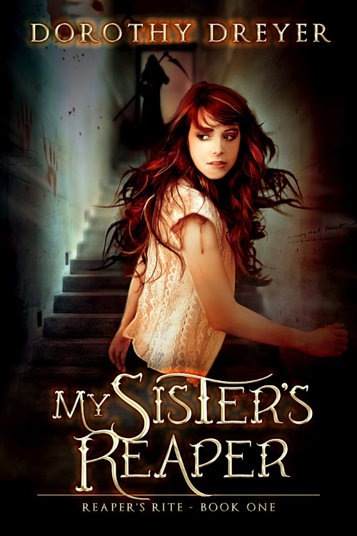 Goodreads: http://www.goodreads.com/book/show/13597733-my-sister-s-reaper