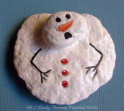 Painting Rock Stone Animals Nativity Sets More How To Make A