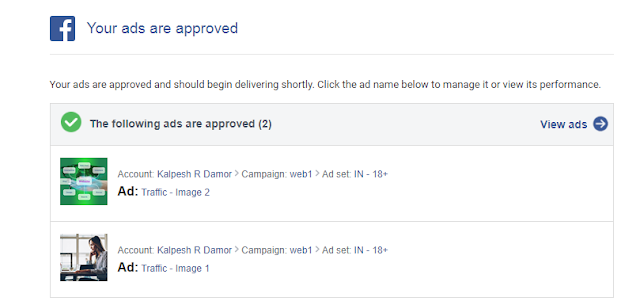 facebook paid approval