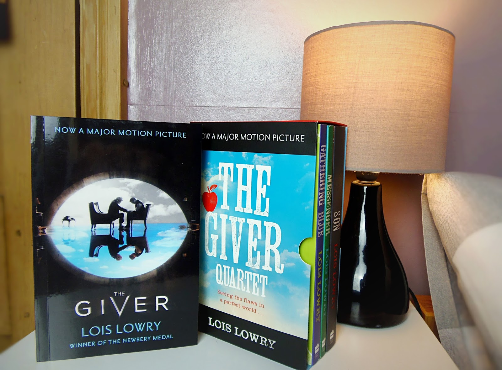 disadvantages of not being able to choose in the giver a novel buy lois lowry Not be any extra credit for answering more questions, so just answer five from each section type the type the name of the novel at the top of each section, type the question number (#1), and then type your.