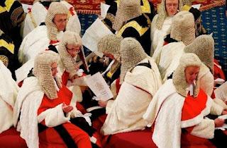 Η Βουλή των Λόρδων ψήφισε