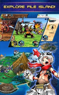 Digimon Heroes! APK Mod
