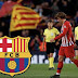 Antoine Griezmann provided for Barcelona before the KO in Champions of the Athletic one