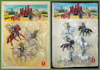Carded Toy; Heinerle Copies; Italian Toy Figures; Italian Toy Soldiers; Italian Toys; Knights In Armour; Made In Italy; Manurba Copies; Manurba Heinerle Knights; Manurba Knights; Mounted Knights; Old Plastic Toys; Old Toy Soldiers; Plastic Rastignano Bologna; Plastic Rastignano Bologna Italy; Plastic Toy Figures; PRB; PRB Italy; PRB Plastic Toys; PRB Rack Toy; PRB Toys; Rack Toy; Small Scale World; smallscaleworld.blogspot.com; Vintage Plastic Figures; Vintage Toy Soldiers;