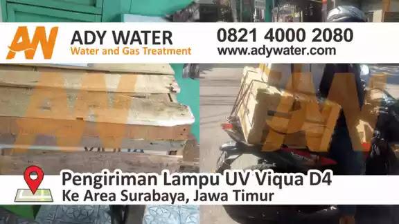 Harga Lampu UV Sterilight Viqua Indonesia Termurah - 0812 2445 1004