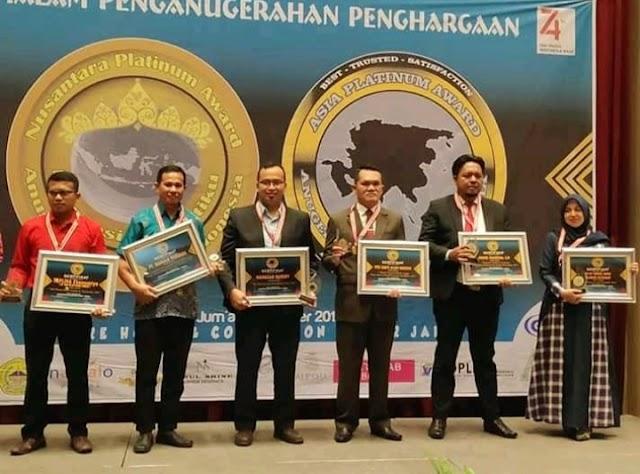 STIE-SAK Raih Penghargaan Sekolah Tinggi Terbaik, Unggul  dalam  Mutu dan Kualitas Program Pendidikan