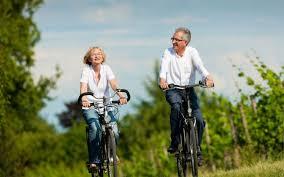 Audio - Tuổi trung niên tập xe đạp - Lợi ích và cần chú ý những gì?