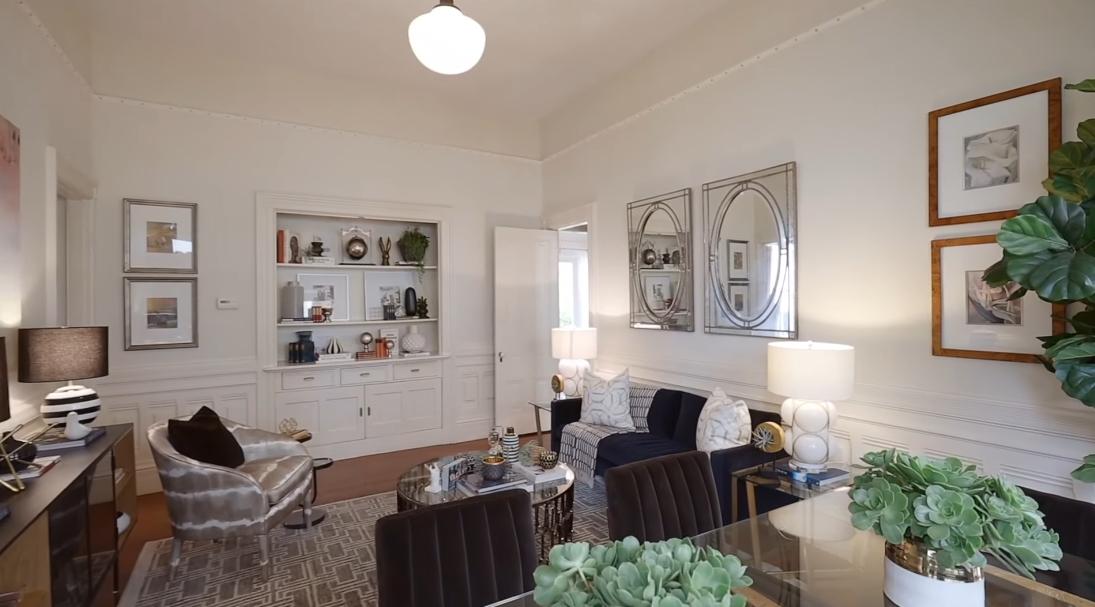 27 Interior Design Photos vs. 957 Grove St, San Francisco Luxury Townhouse Tour