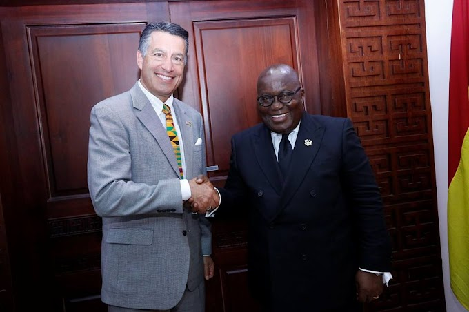 US State of Nevada Pledges to Collaborate with Ghana in Major Sectors of the Economy