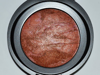 Laura Geller Sunswept Blush-N-Brighten Baked Cheek Color Review & Swatches