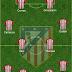 Posible alineación del Atlético de Madrid - Jornada 32