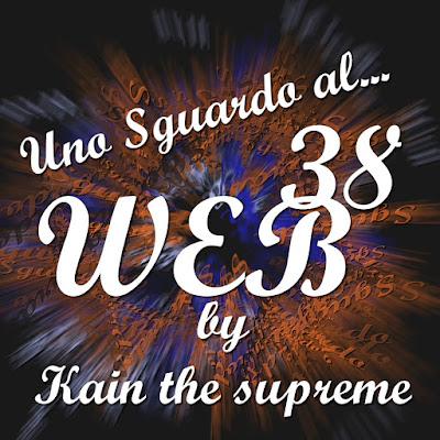 Uno sguardo al #web N° 38