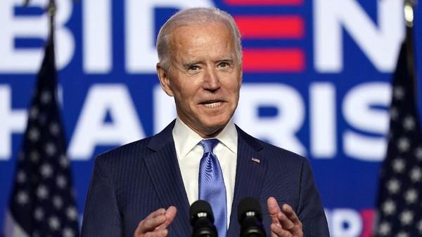 Selangkah Lagi Jadi Presiden AS, Ini Janji Biden kepada Umat Islam