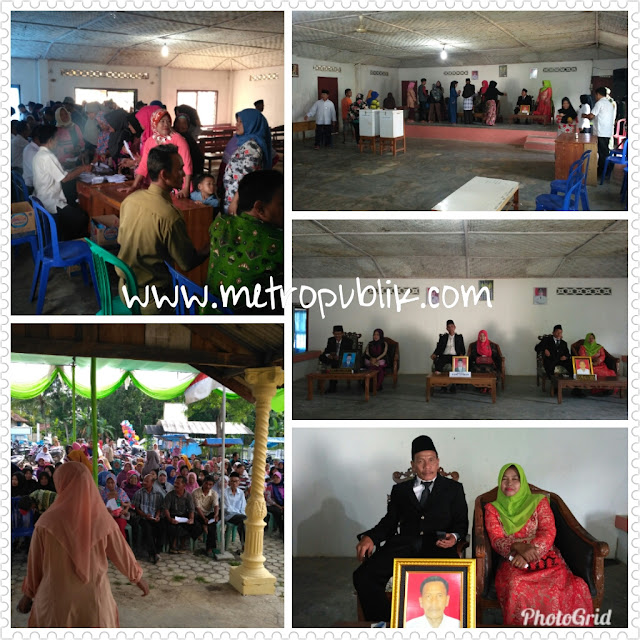 112 Desa Di Lampung Timur Adakan Pilkades Serentak