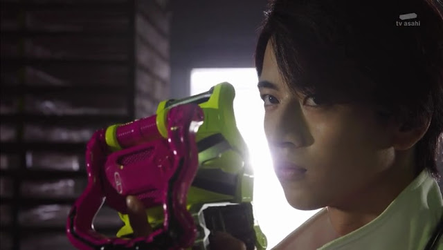 Kamen Rider Zi-O Episode 3 Subtitle TV-Nihon