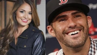 Martinez And His Girlfriend