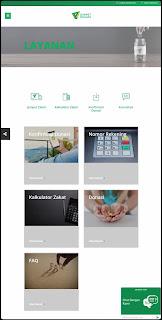 Web resmi dompet dhuafa