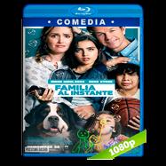 Familia al instante (2018) Full HD 1080p Audio Dual Latino-Ingles
