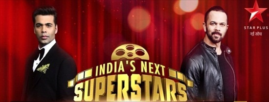 Indias Next Superstars HDTV 480p 200MB 11 February 2018 Watch Online Free Download bolly4u