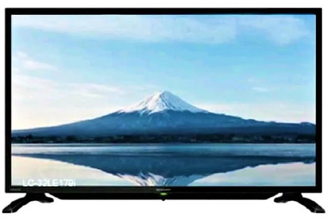 Harga dan Spesifikasi TV LED Sharp LC-32LE179i 32 Inch