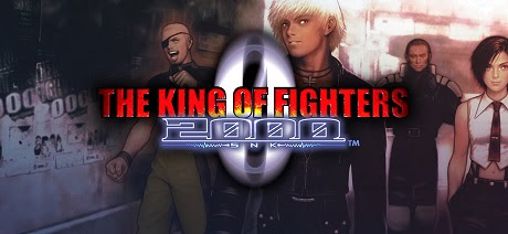 THE KING OF FIGHTERS 2000-GOG