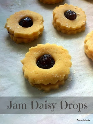 jam daisy drops cookie recipe