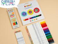 Concorsi Cartoleria Italiana Vinci gratis confezioni Matite colorate Morocolor