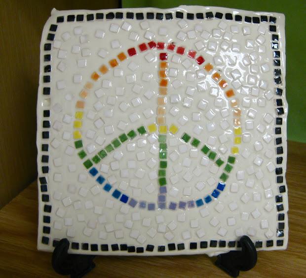 Mosaic Tile Art Projects